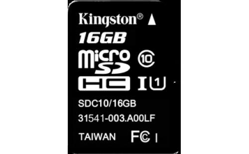 Micro SDHC 16Gb UHS-I Class10
