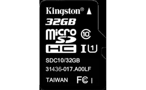 Micro SDHC 32Gb UHS-I Class10